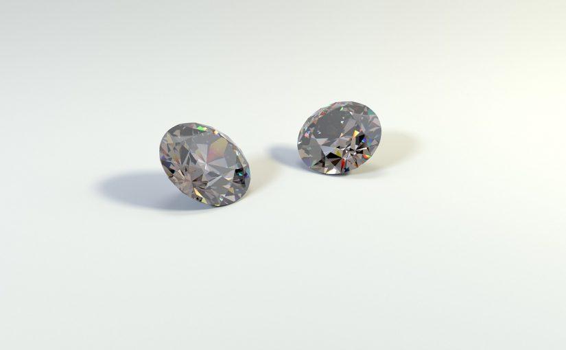 Behandelte vs unbehandelte Diamanten